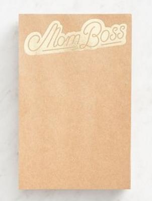 Mom Boss Notepad